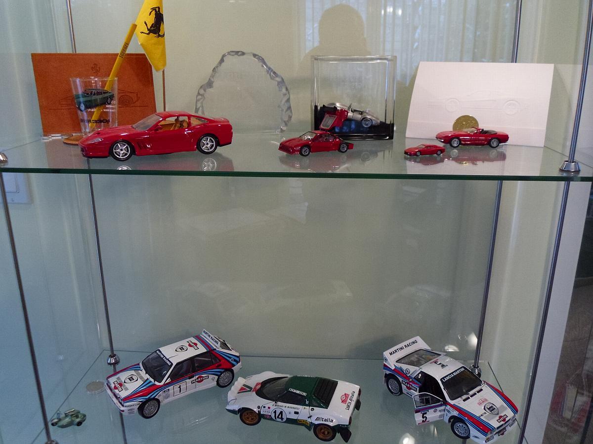 Delta, Stratos & 032 Lancias and some Ferrari stuff
